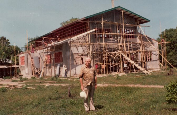 Páter Juraj Vojenčiak (19.10.1921 – 15.10.2001)