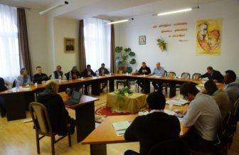 VNitre sa stretli koordinátori pre formáciu seminaristov