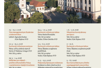 Využite ponuku Exercičného domu v Nitre