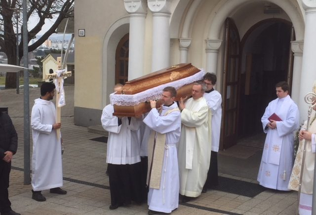 Zomrel misionár verbista P. Jozef Michalov