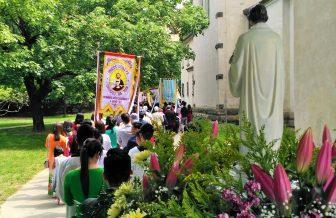 Sviatok sv. Jozefa Robotníka s vietnamskou komunitou