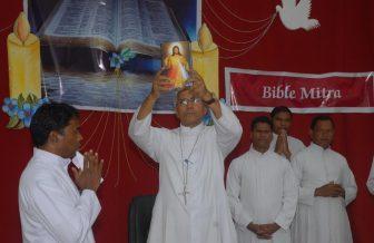 Indický arcibiskup Leo Cornelio na návšteve Slovenska