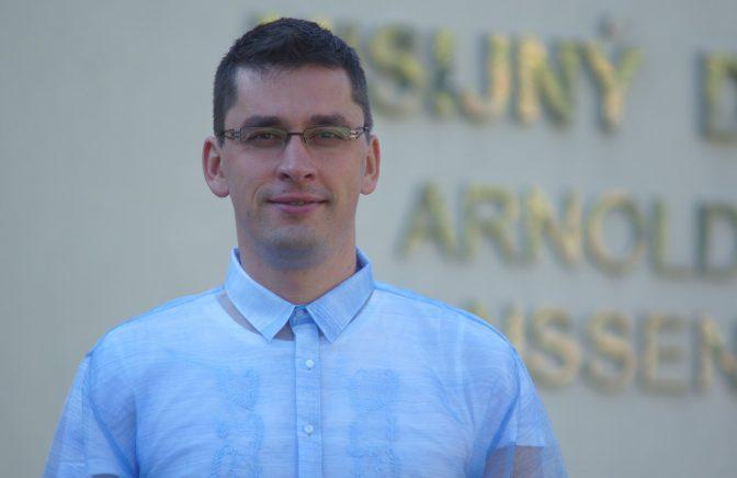 Misionár z Filipín, P. Stanislav Orečný SVD v Bratislave