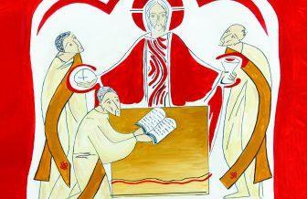 Diakonská vysviacka misionárov