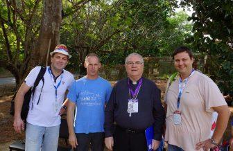 Boli sme s mladými v Paname