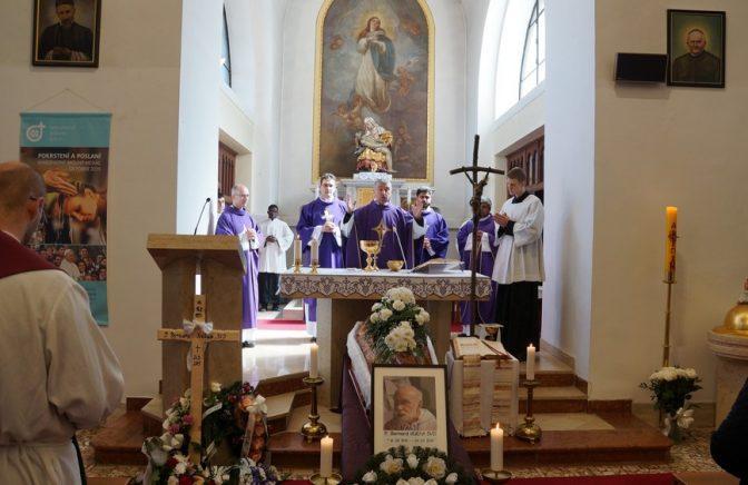 Pohreb pátra Kulhu