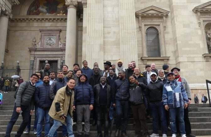Stretnutie zahraničných verbistov v Budapešti:VIDEO