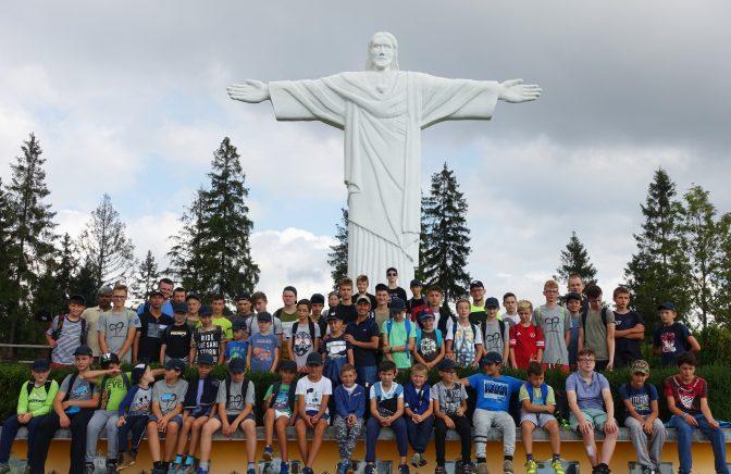 Misijné prázdniny pre miništrantov