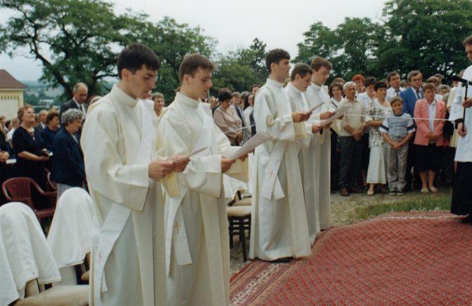 20 rokov kňazskej vysviacky