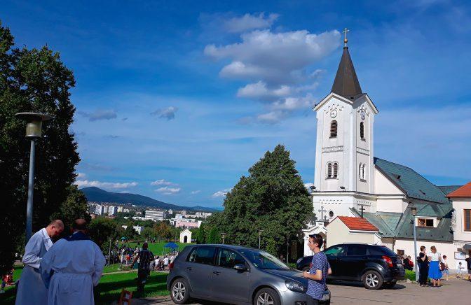 Púť Nitra-Kalvária 2019