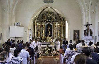 25. výročie kňazstva P. Petra Kubíka SVD