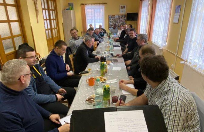 Stretnutie verbistov na Morave