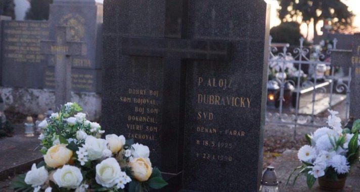 Spomienka na P. Alojza Dubravického SVD