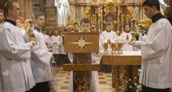 Deň Zasväteného života v Nitrianskej diecéze