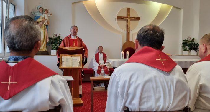 XII. PROVINCIÁLNA KAPITULA SLOVENSKEJ PROVINCIE SPOLOČNOSTI BOŽIEHO SLOVA